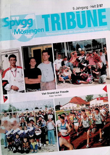 Spvgg Tribüne 1997-2