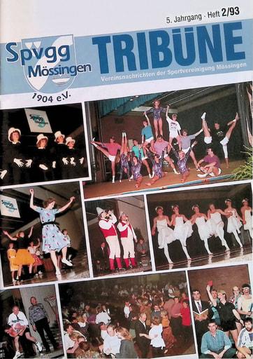 Spvgg Tribüne 1993-2