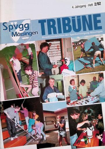 Spvgg Tribüne 1992-2