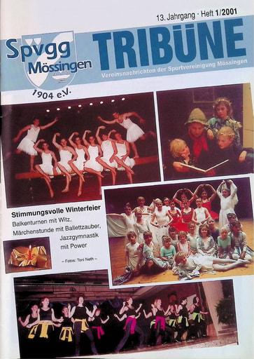 Spvgg Tribüne 2001-1