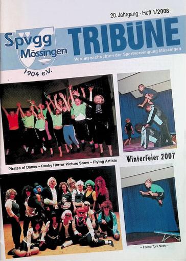 Spvgg Tribüne 2008-1