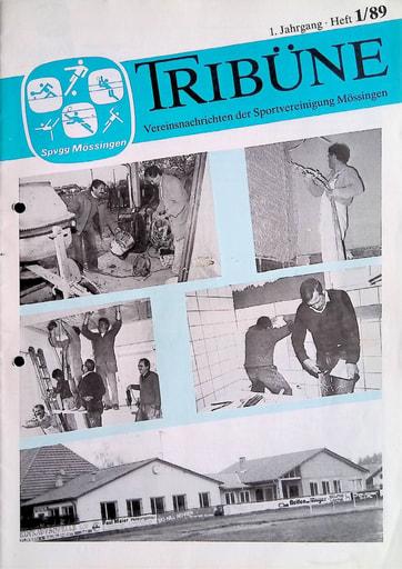 Spvgg Tribüne 1989-1