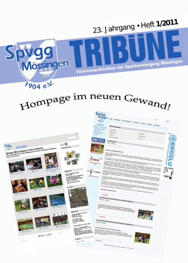 Spvgg Tribüne 2011-1