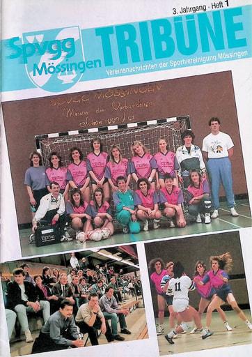 Spvgg Tribüne 1991-1