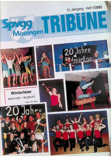 Spvgg Tribüne 2003-1