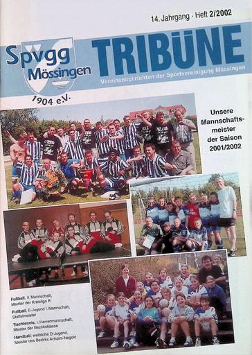 Spvgg Tribüne 2002-2