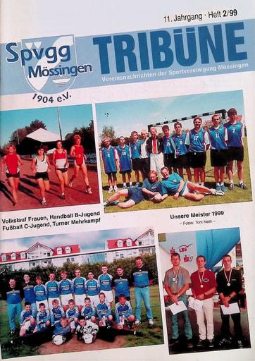 Spvgg Tribüne 1999-2
