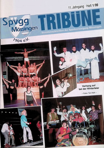 Spvgg Tribüne 1999-1