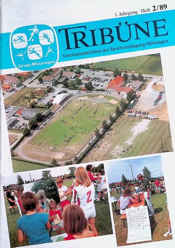 Spvgg Tribüne 1989-2